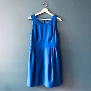 JCrew Classic Royal Blue Dress